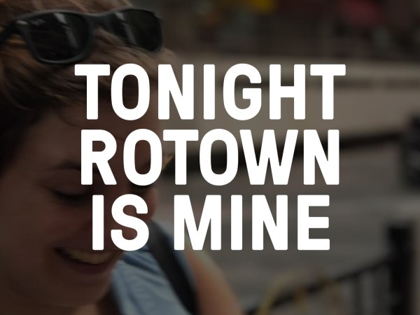 Tonight Rotown is Mine: Vivian - 2 augustus 2018
