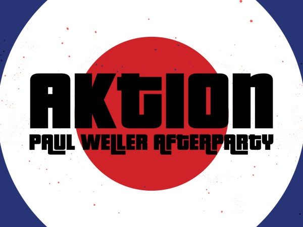 AKTION Paul Weller Afterparty - 6 oktober 2018 - Rotown, Rotterdam