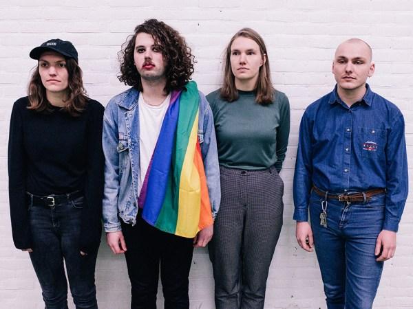 Charlie & the lesbians - 8 februari 2019 - V11, Rotterdam