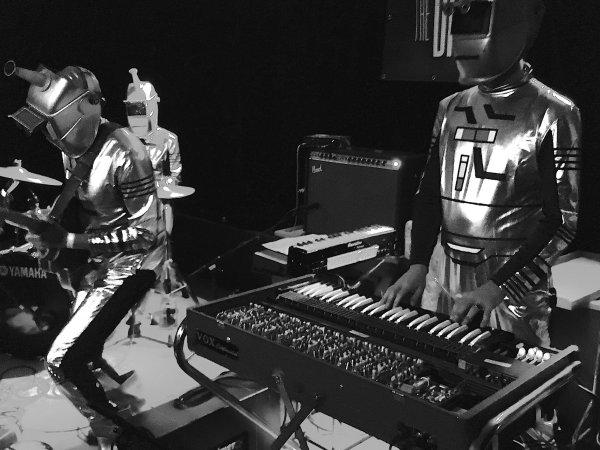 Les Robots - 12 oktober 2019 - Rotown, Rotterdam