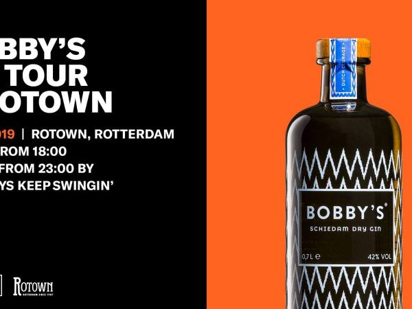 Bobby's On Tour X Rotown - 13 december 2019 - Rotown, Rotterdam