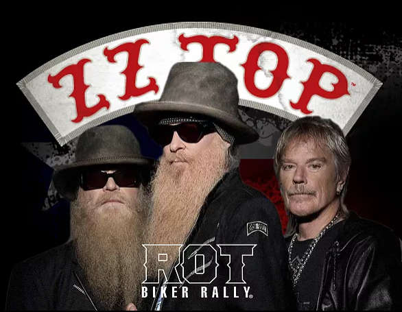 zz top to headline