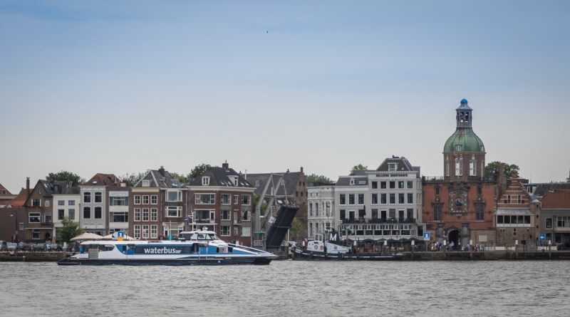 Met de Waterbus naar Dordrecht