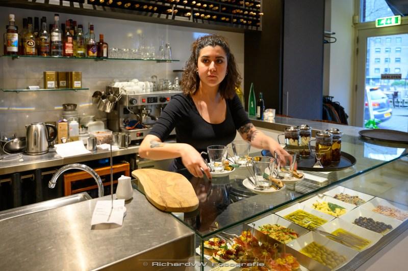Gastvrije ontvangst bij Restaurant Destino