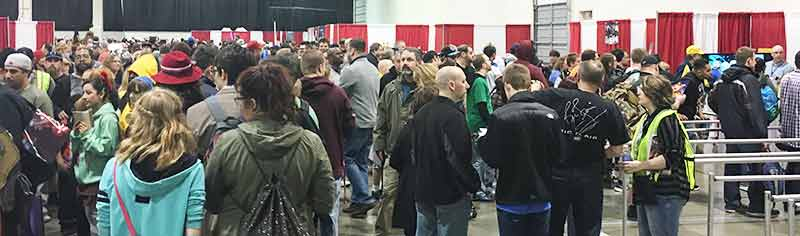 Comicon Detroit draws a crowd