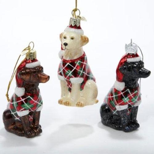 Labrador Retriever Lab Christmas Ornaments Amp Decor