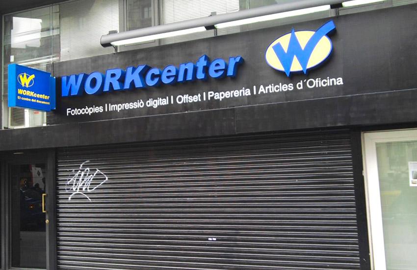 corporeo channelume letras workcenter