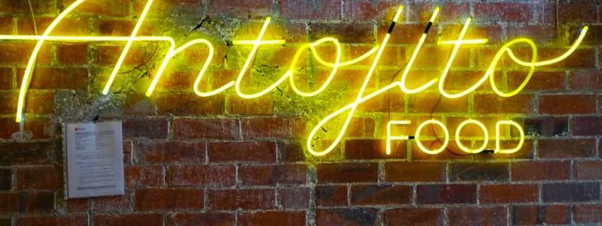 neon antojito food tacoalto