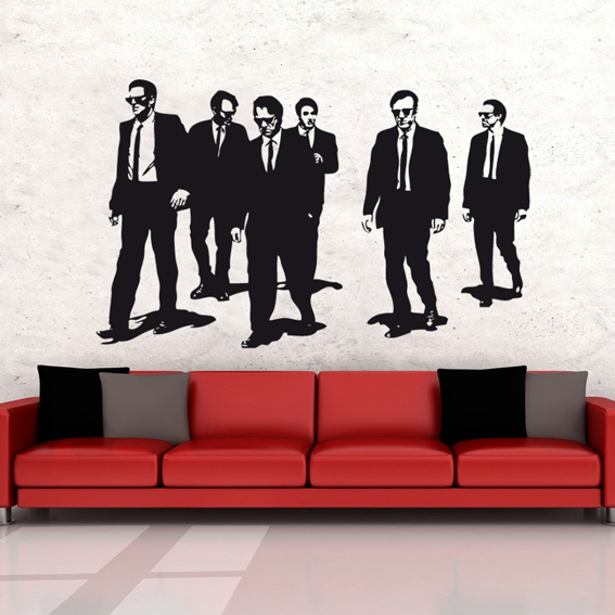 reservoir dogs pared