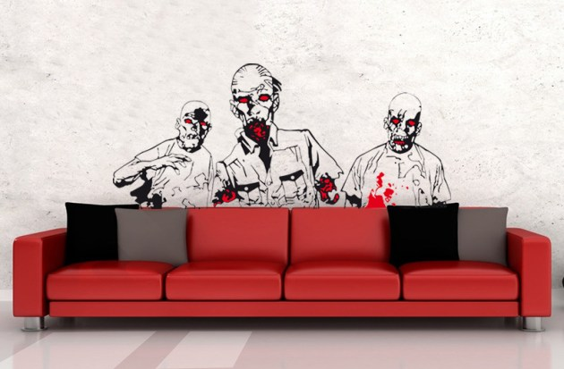 zombies pared