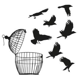 Pájaros  libres