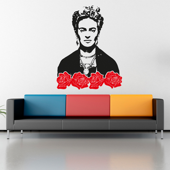 frida kalho pared