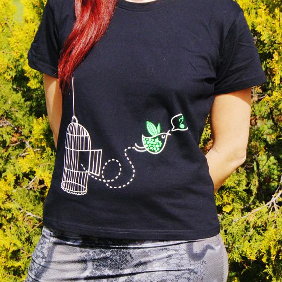 Camisetas en vinilo textil