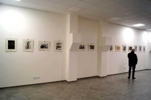 Impresión de fotografías y cartelas para la exposicion en homenaje a Durruti