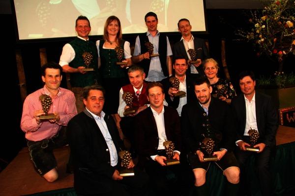 21. Steirische Weintrophy - die Gewinner