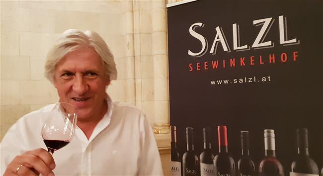 AWC GalaNacht des Weines 2018 - Salzl