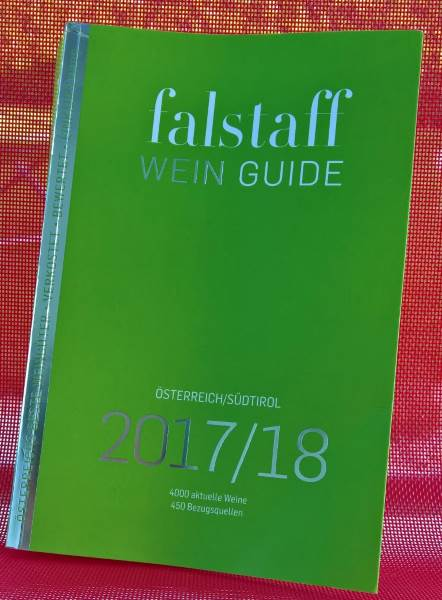 Falstaff Weinguide 2017/2018