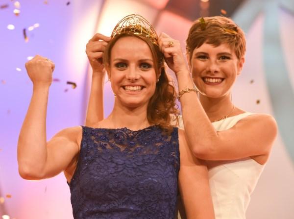 Wahl der deutschen Weinkönigin, Finale, 30.09.2016, Rheingoldhalle Mainz
