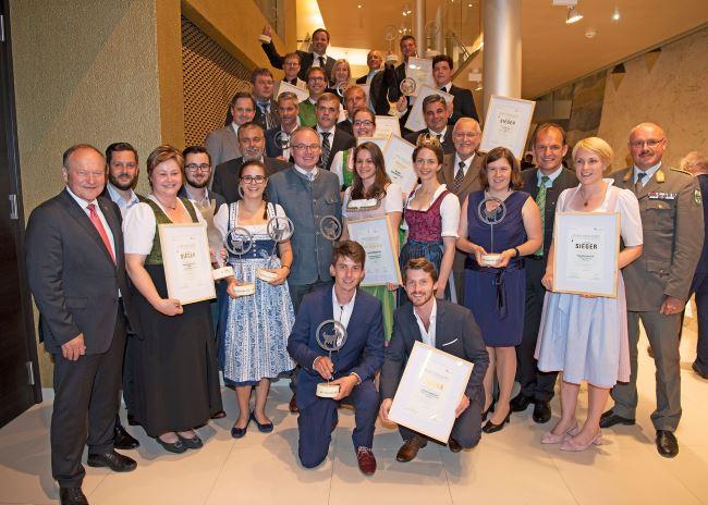NÖ Weingala 2018_Landessieger (LKNÖ Erich Marschik)