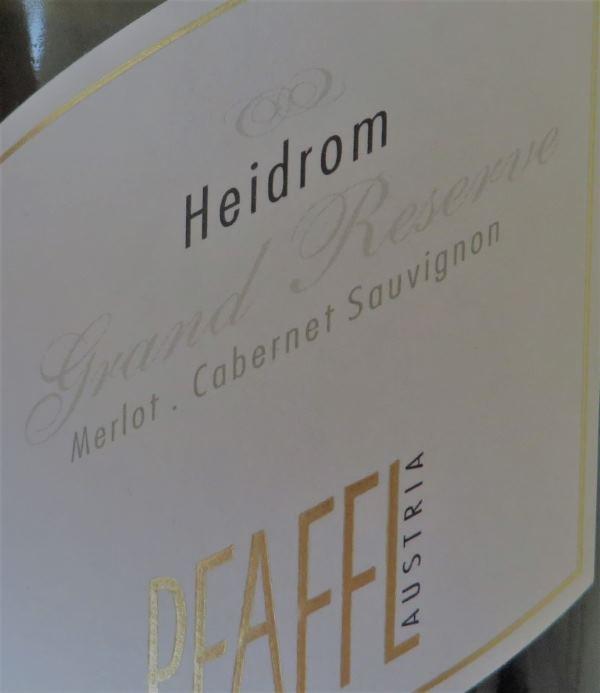 Weingut Pfaffl - Heidrom Grand Reserve