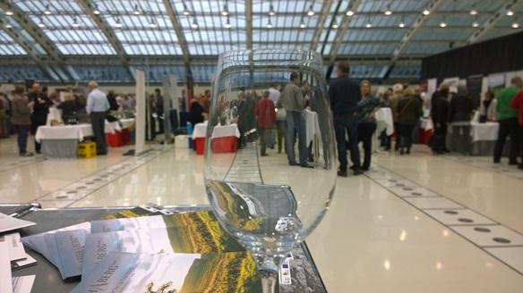 Wein-Burgenland-Präsentation 2016 Linz