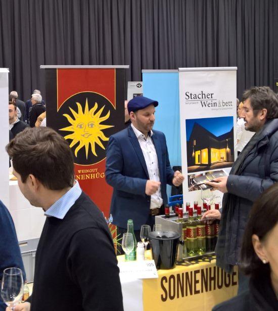 Weinviertel DAC Präsentation 2018 in Linz