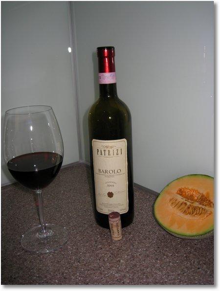Barolo Patrizi Italy Rotwein