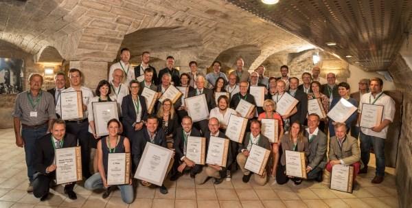 Preisverleihung Best of Riesling 2017