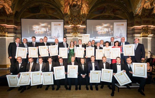 SALON Österreich 2017 Sieger und Auserwählte