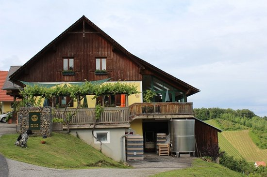 Südsteiermark Weingut-Peter-Skoff