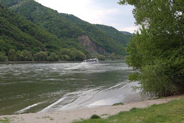 Wachau Donau 2015