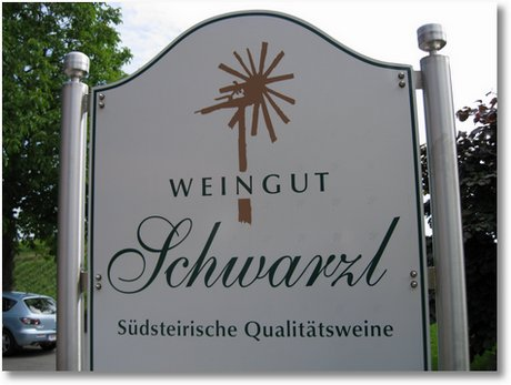 Weingut Schwarzl Südsteiermark Cuvee Weisswein
