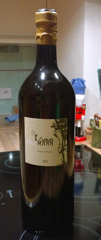 Weingut Kolkmann GrünerVeltliner-Lössmann