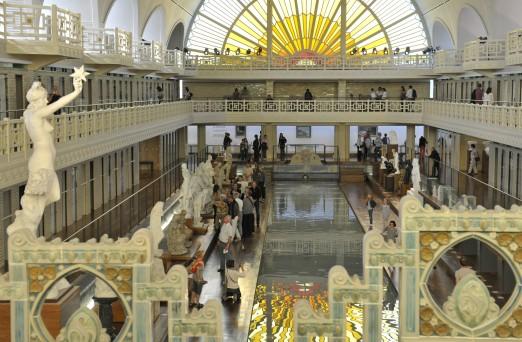 Histoire du muse de la piscine de Roubaix