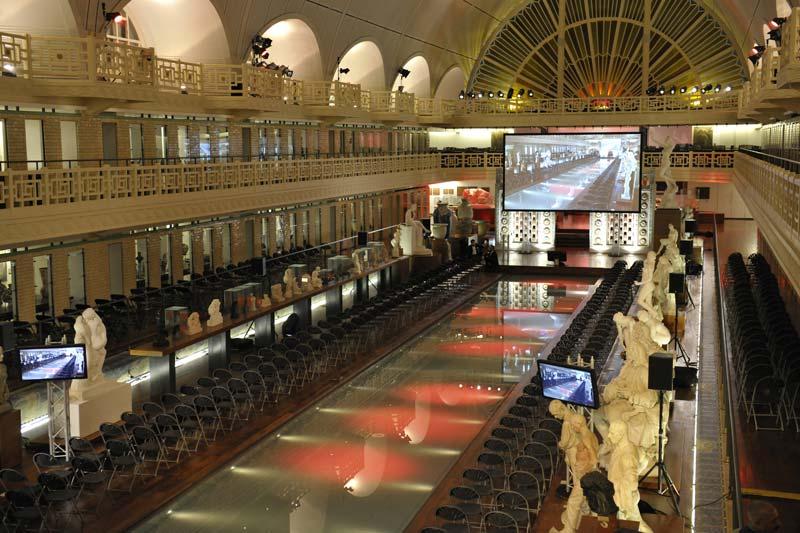 Piscine de Roubaix  louer un espace prs de Lille  Dfil Concert Expo