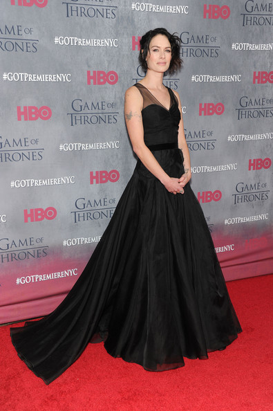 Get The Look Lena Headeys Hairstyle At The Game Of Throne Season 4 Premiere  Rouge 18