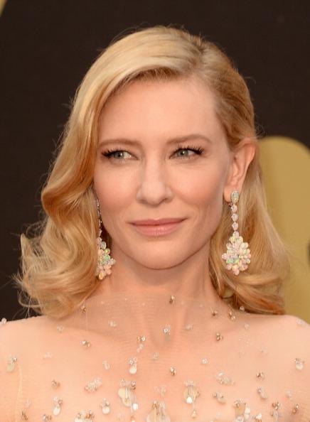 Oscars 2014 Makeup Cate Blanchett Rouge 18