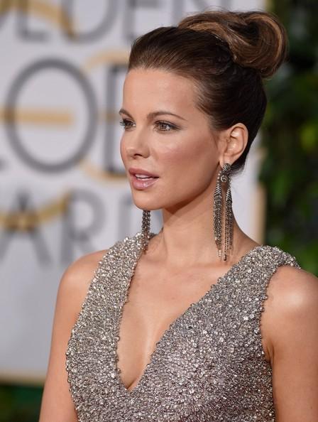 2015 Golden Globes Hair Amp Makeup Kate Beckinsale Rouge 18