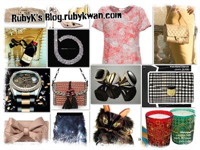 RubyK's MoodBoard Jan 2012