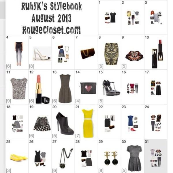RubyK Stylebook August 2013