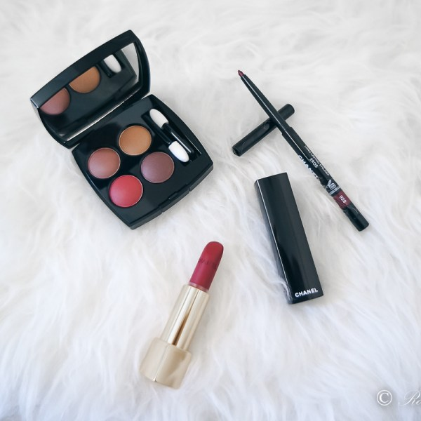 Chanel Fall 2016 Le Rouge Collection No1