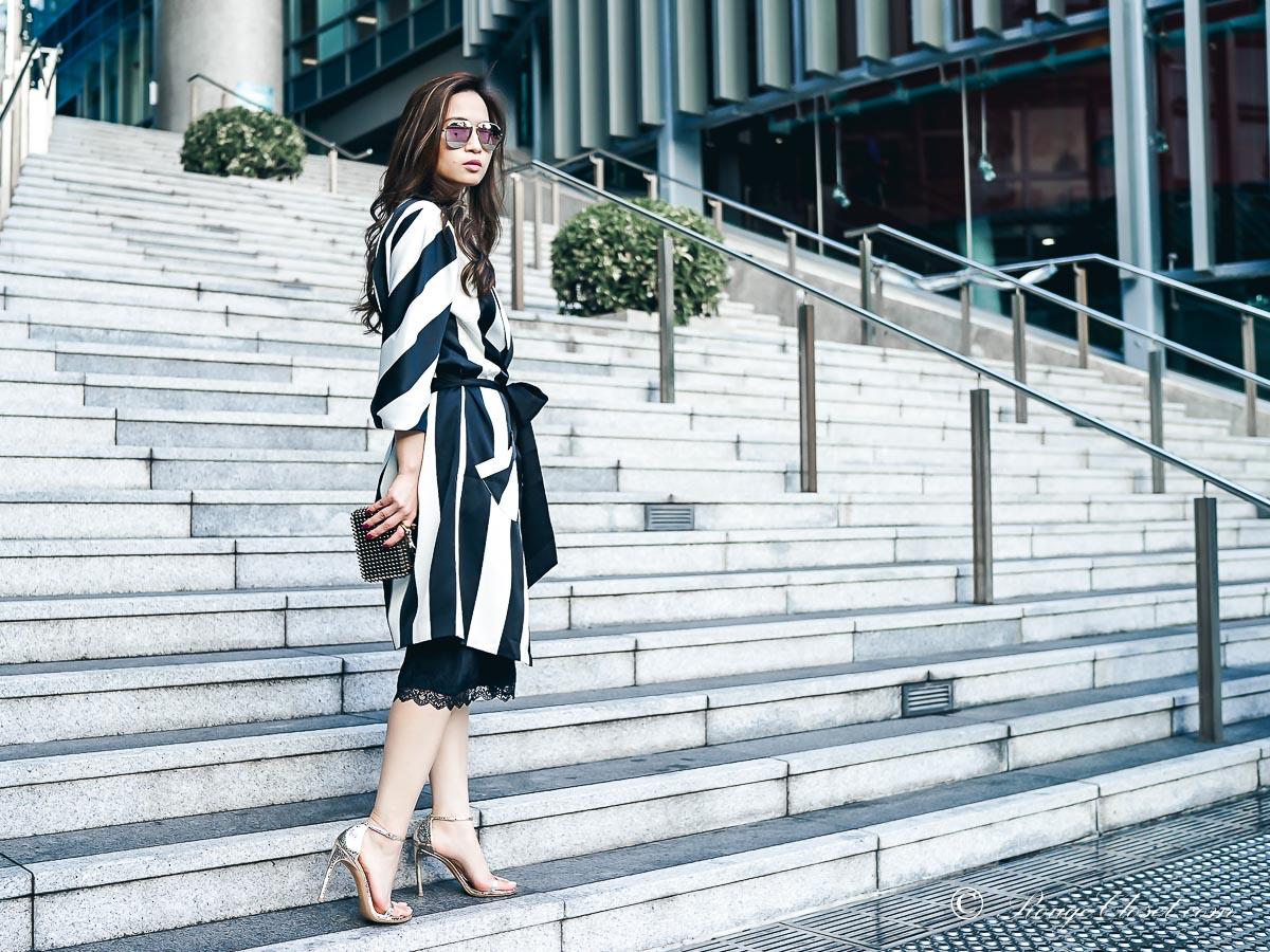 Sarah Lai The Thelma Kimono Jacket