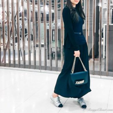 Chanel shoes and Dior Jadior Bag (SS17)