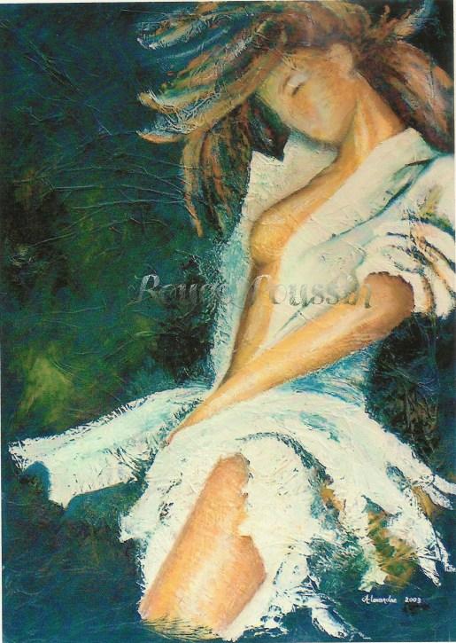 """""""Rumba"""" : Tableau de Carole Alexandre"""