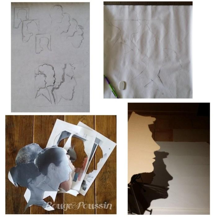 Recherche d'idées pour le concours de peinture