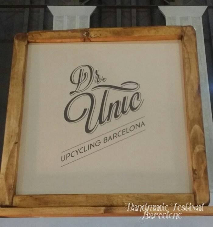 """Le stand de """"Dr. Unic"""" à la Fira de Barcelone"""