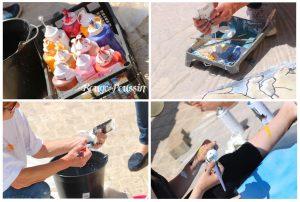 Concours de peinture à Toulouges 2016