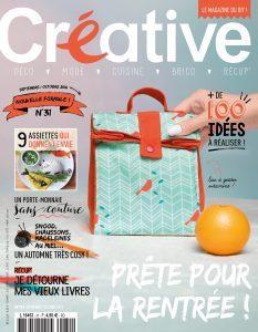 Créative magazine numéro 31
