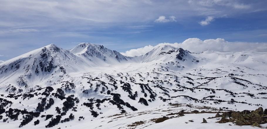 Petit et Grand Péric dans les Pyrénées Orientales