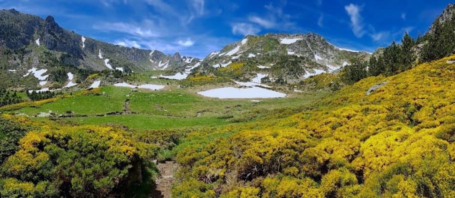 Randonnée Col de Jau - Le Madres
